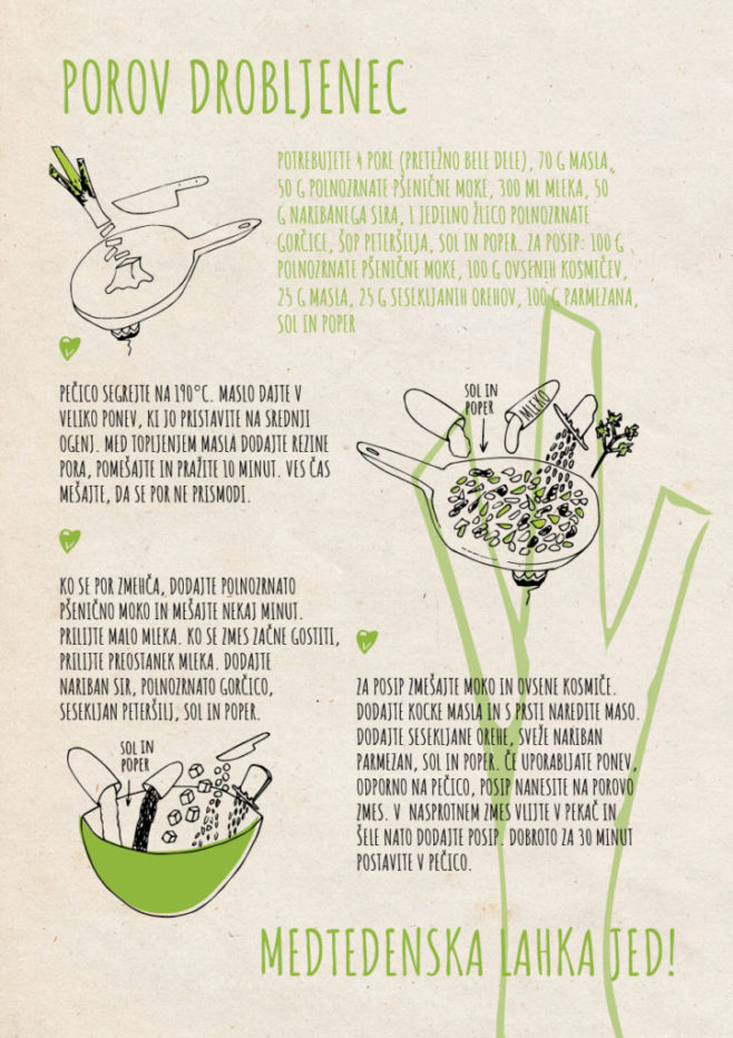 REPeat food-zine Porov drobljenec