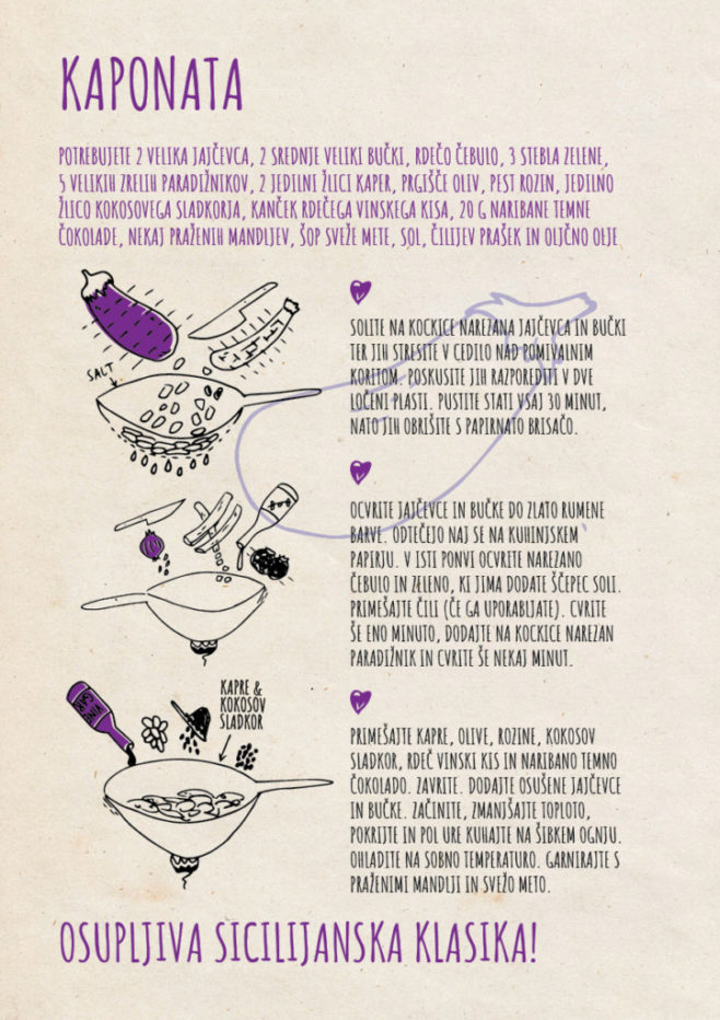 REPeat food-zine Kaponata