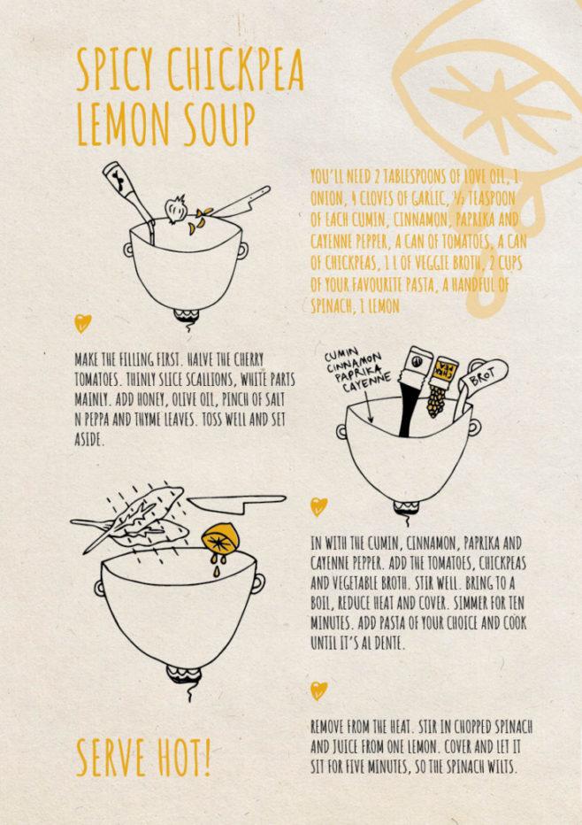 REPeat foodzine29 Spicy chickpea lemon soup