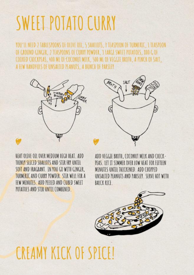 REPeat food-zine - sweet potato curry