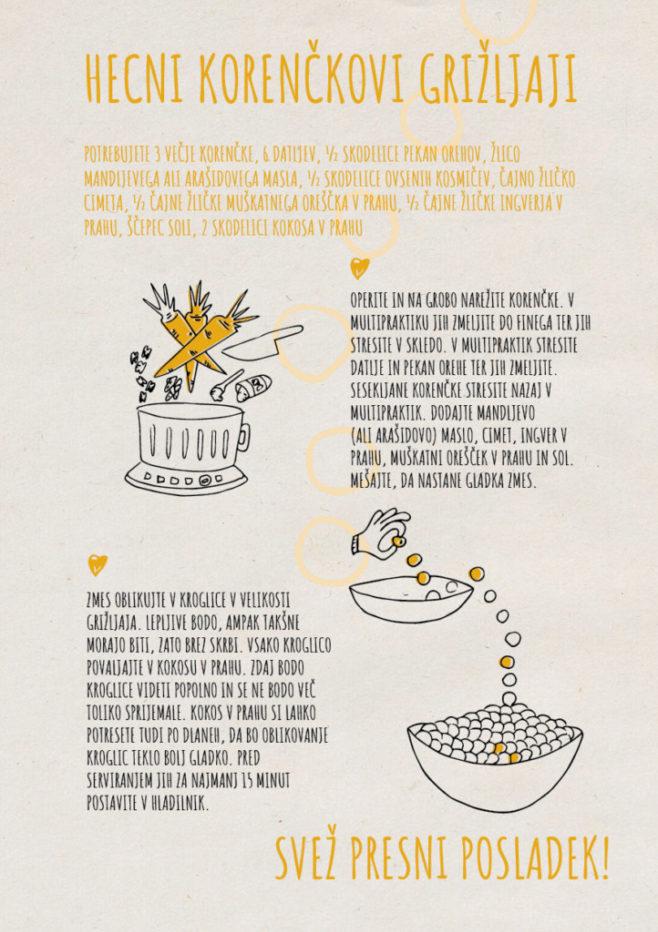 REPeat food-zine - Hecni korenčkovi grižljaji