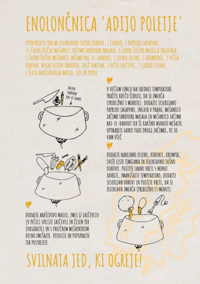 REPeat food-zine - enolončnica adijo poletje
