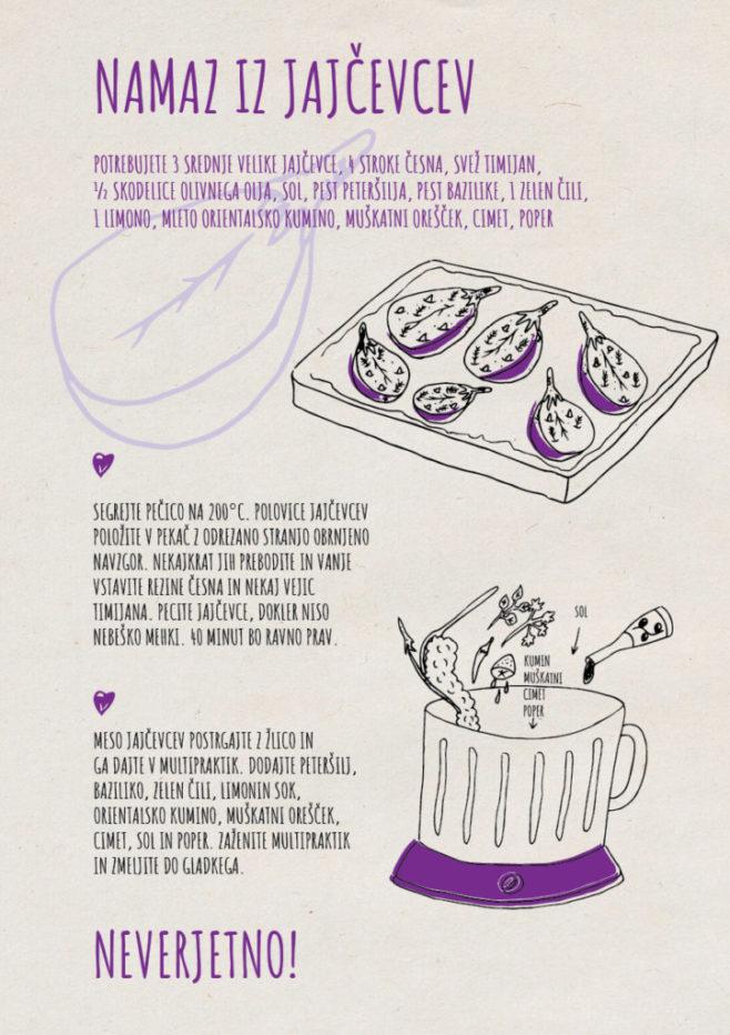 REPeat food-zine - namaz iz jajčevcev